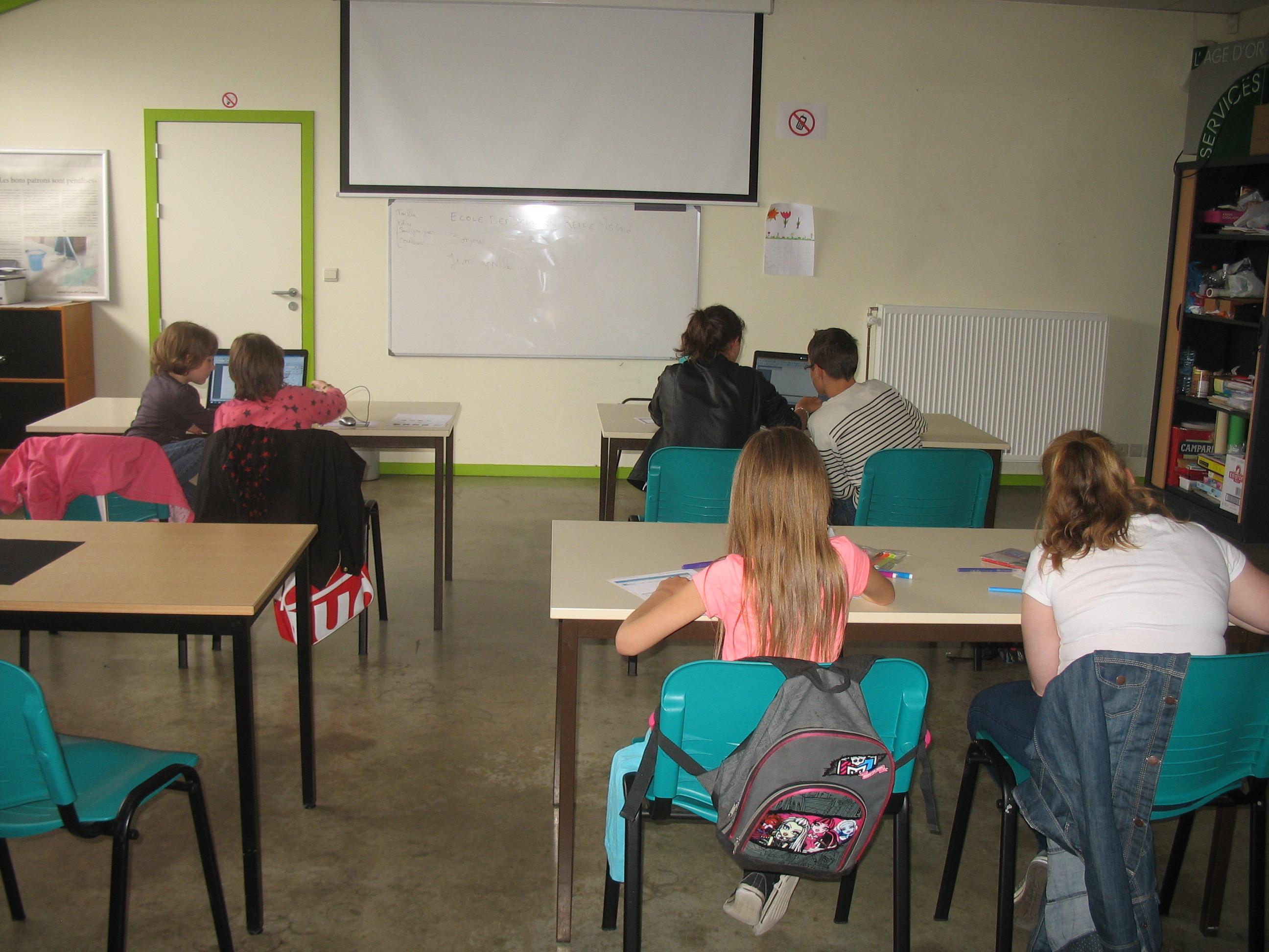 Ecole de devoirs </br>L'Albatros