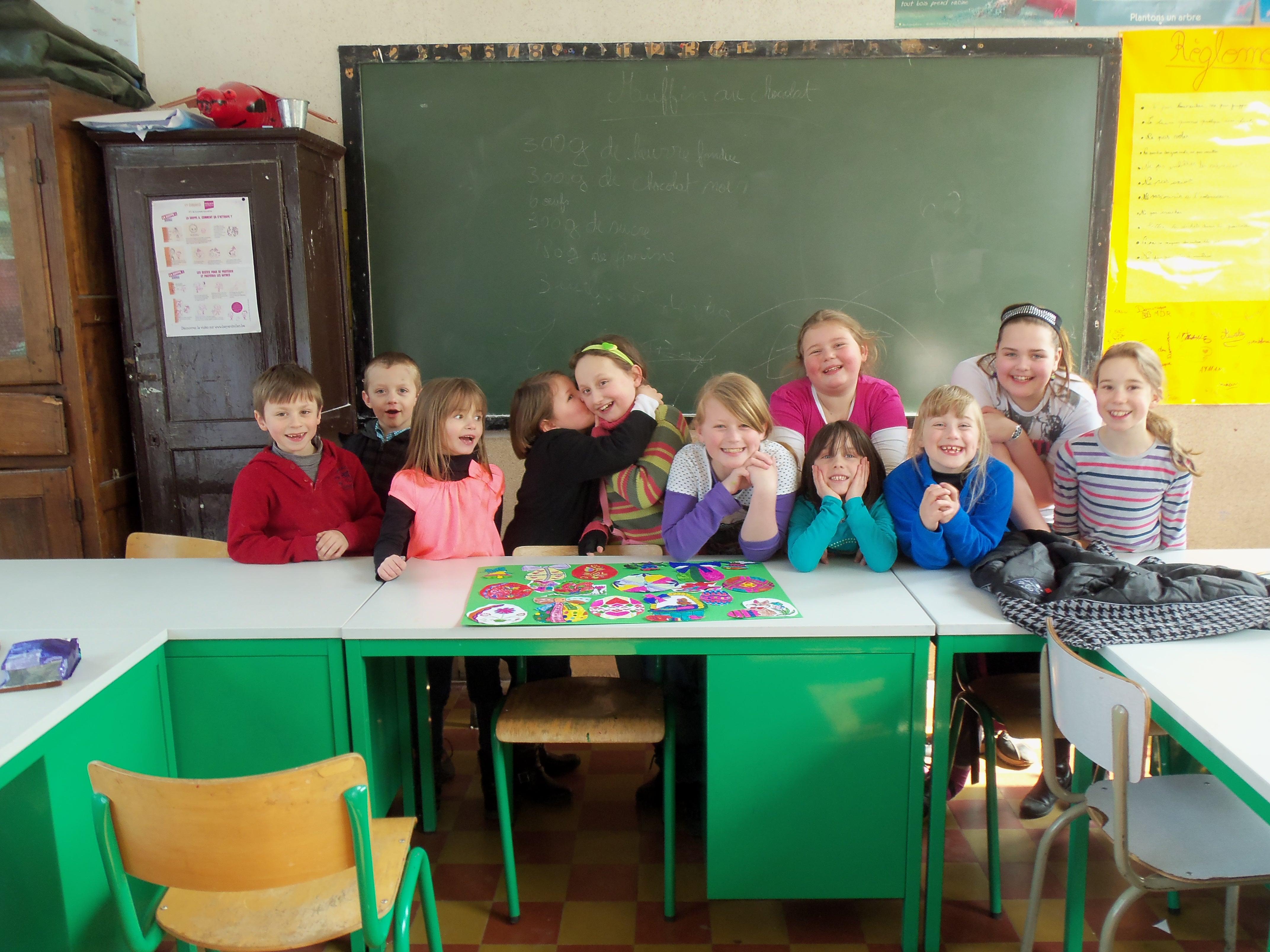 Ecole de devoirs </br>Reine Astrid de Nimy